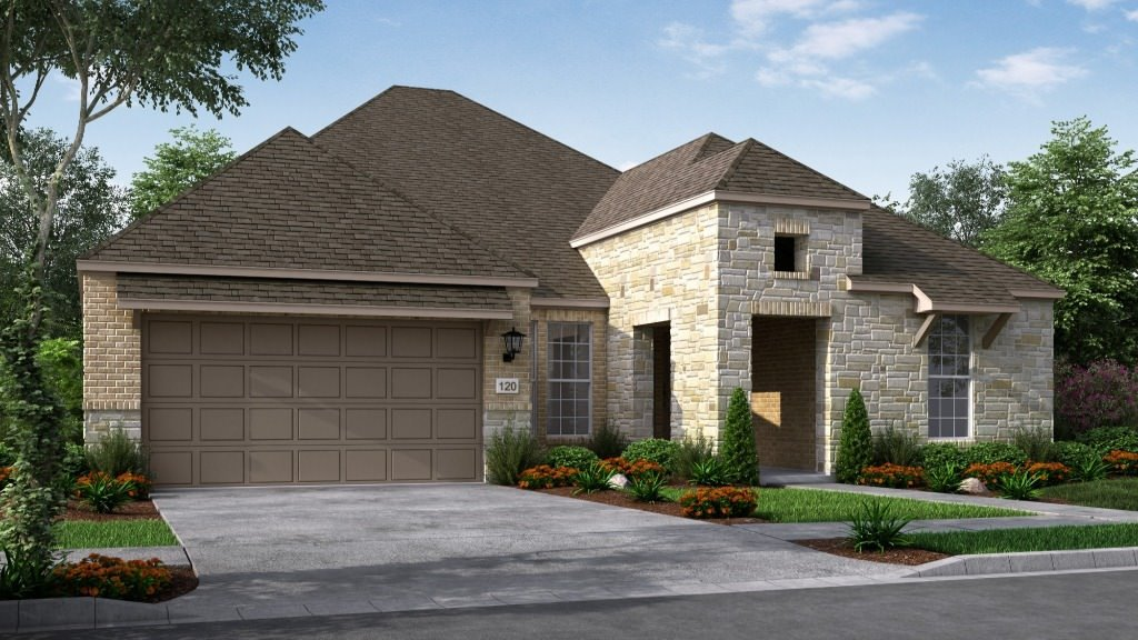 Cumberland Floor Plan at Sweetwater | 2,628 Sq. Ft. | 2 Bedrooms | 2 Baths | 2 Garage | 1 Story