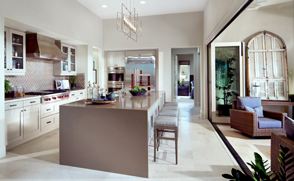 So Cal Kitchens   Estancia at Cielo's Residence Two