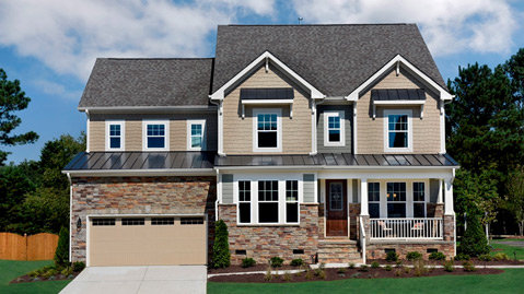 Colvin Park | Raleigh Homes