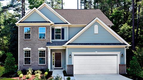 Reynolds Mills | Raleigh Homes