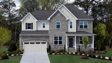 Stonemill Falls | Raleigh Homes